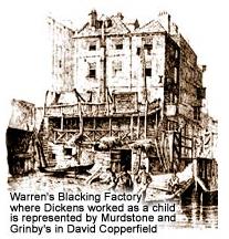Warren's Blacking Factory in disguise