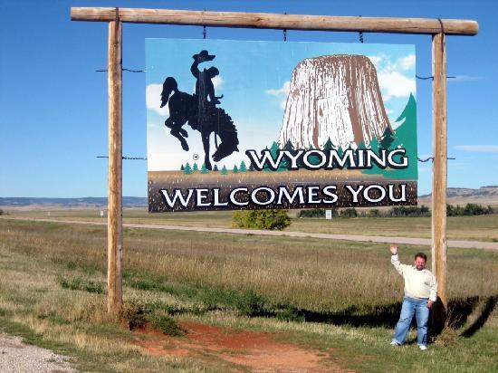 The sign at the border of Wyoming (http://media-cdn.tripadvisor.com/media/photo-s/01/20/62/7f/wyoming-welcome.jpg)