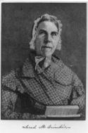 Sarah Grimke (http://en.wikipedia.org/wiki/Grimk%C3%A9_sisters)
