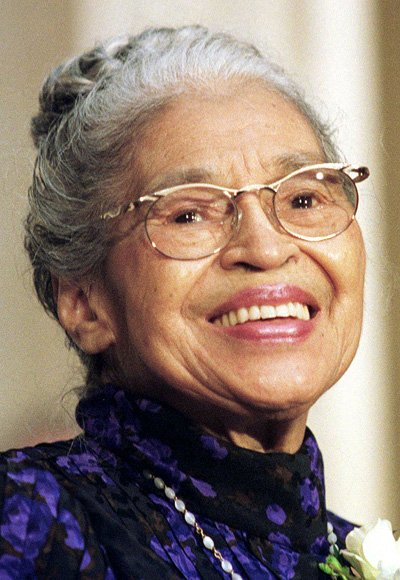 The My Hero Project - Rosa Parks