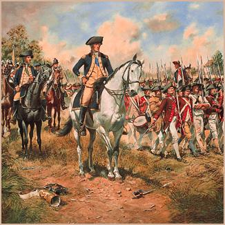 American Revolution ~ Cons: George Washington & His Military