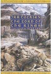 The famous LotR book with Alan Lee's illustrations <br>(amazon.com)
