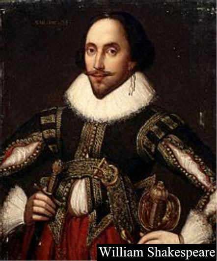 William Shakespeare (http://librarykvpattom.files.wordpress.com/2008/04/shakespeare.jpg)