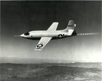 Bell X-1 (www.af.mil)