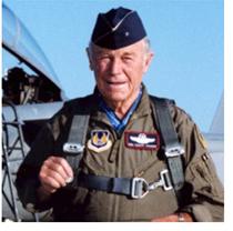 Chuck Yeager (www.aeronautics.nasa.gov)