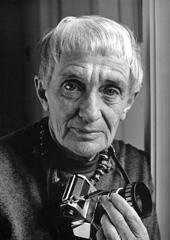 Dorothea Lange in 1965<br>© 1997, Rondal Partridge