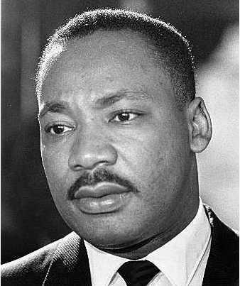 Martin Luther King, Jr. <br>(ctfederalcu.org)