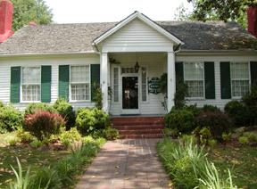 Helen Keller's birthplace as it appears today.