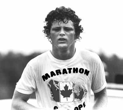 Terry Fox My Hero