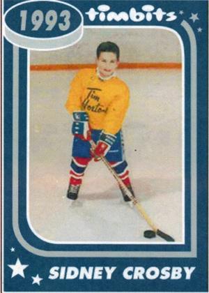 Sidney Crosby My Hero
