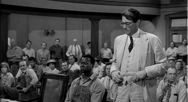 To kill a mockingbird atticus in court - photo#21