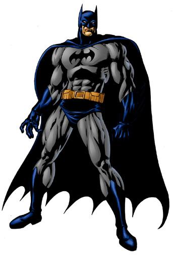 Batman, also known as the Dark Knight