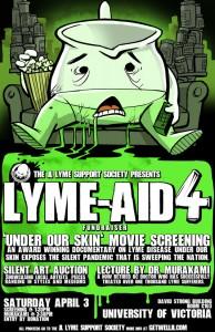 LymeAid4Kids Ad (www.google.com)