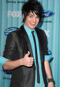 Adam on American Idol