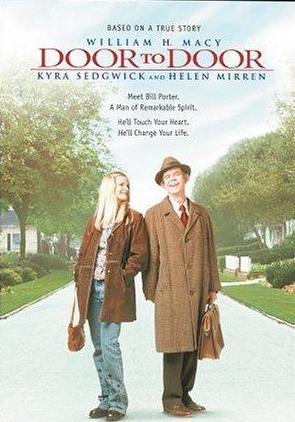 The cover to the movie Door-To Door (//. & Bill Porter | MY HERO