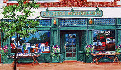 R.J. Julia Booksellers, Madison, CT