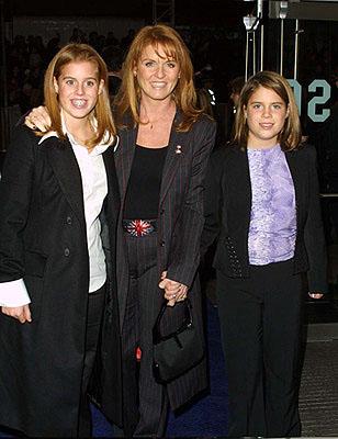 Sarah with her kids