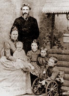 Anna Ahmatova family (http://akhmatova.org)