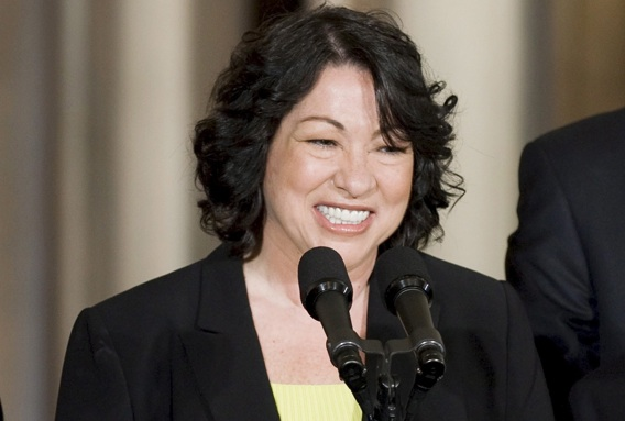 Supreme Court Justice Sotomayor (washingtonindependent.com)