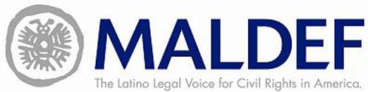 MALDEF logo (drawthelinemidwest.com)