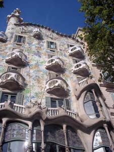 Casa Batlló (Personal Collection)