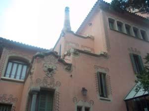 Casa de Gaudí (Colección personal)