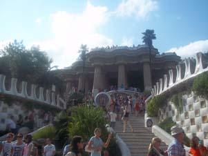 El Parque Güell (Colección personal)