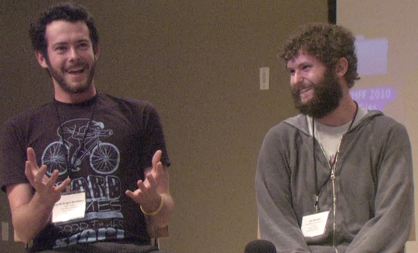 Jacob Boettner and Ian Wexler at the 2010 MY HERO (MY HERO)