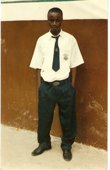 Mohamed Sidibay in Sierra Leone