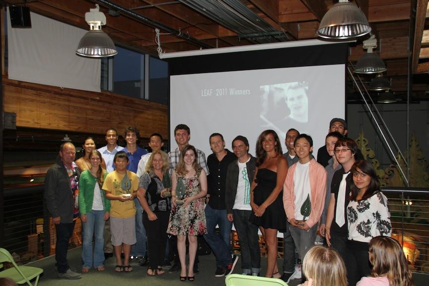 2011 LEAF Awards (LEAF Rocks)