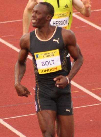 The My Hero Project - Usain Bolt