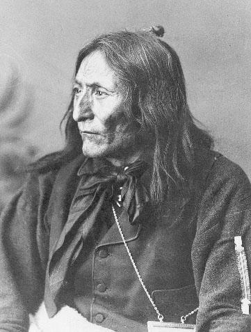 Chief Crowfoot (www.ammsa.com)