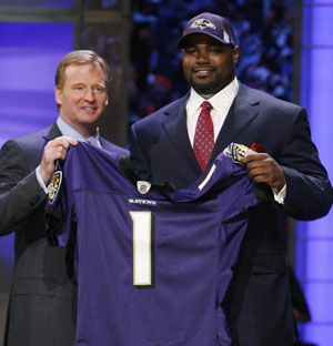 michael oher i beat the odds summary