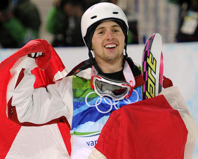 Celebrating the Gold! (The Vancouver Star)
