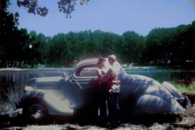 Priscilla and John