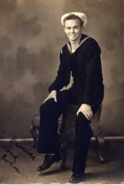 Seaman 1st Class, John Fowler