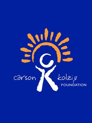 Carson Kolzig Foundation Logo (Carson Foundation Website)