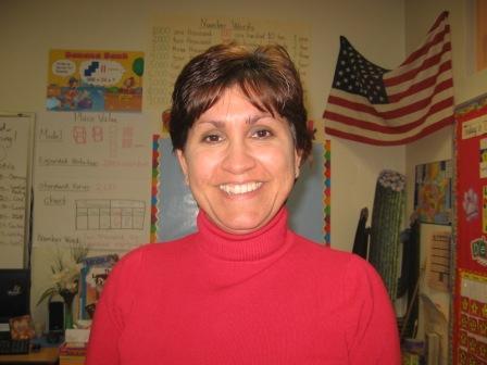 Mrs. Cain 3rd Grade Teacher