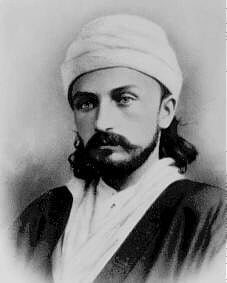 Young 'Abdu'l-Baha (http://info.bahai.org/abdulbaha-center-of-covenant.html)