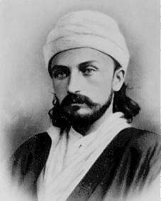Young 'Abdu'l-Baha (http://info.bahai.org/abdulbaha-center-of-covenant.html)