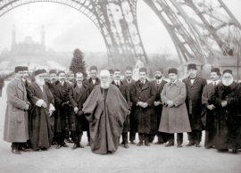 'Abdu'l-Baha in Paris (http://europeanbahai.wordpress.com/)