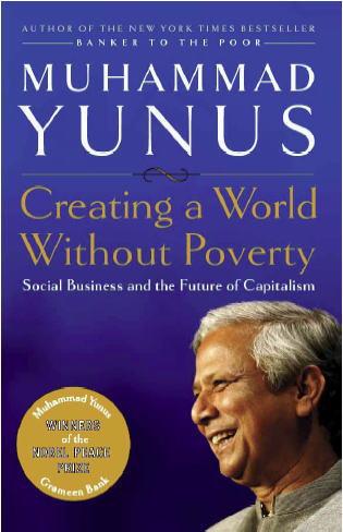 Dr. Yunus' book