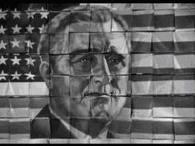 Roosevelt on U.S. flag
