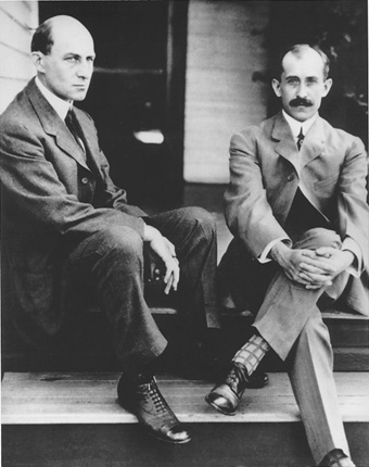 The Wright Brothers (http://vygotsky.ced.appstate.edu/lib5140/Dr.%20CAT/ASU%20Campus%20%20Student%20Folders%20Spring%202010/MeganHill/The%20Second%20Industrial%20Revolution%20FINAL.htm)
