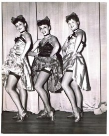 <b>The Three Debs: Barbara, Lila and unknown dancer (balletpacifica)</b>