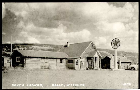 Kent's Korner, Kelly, Wyoming