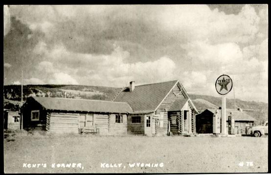 Kent's Korner, Kelly, Wyoming