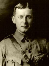 A photo of John McCrae