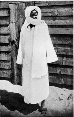 Cheikh Ahmadou BambaThe founder of the Muridiyya (Courtesy wikipedia)
