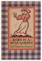 Born in a Beer Garden (pictures.abebooks.com)